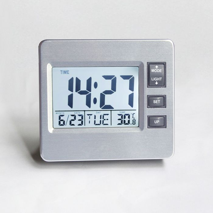 JIMEI H306 LCD Digital Alarm clock with backlight