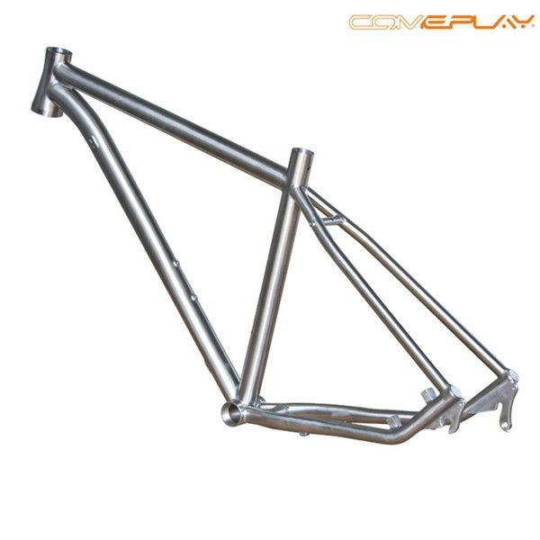 Comeplay New Inner Cable Routing Titanium Mountain Bicycle MTB Bike ...