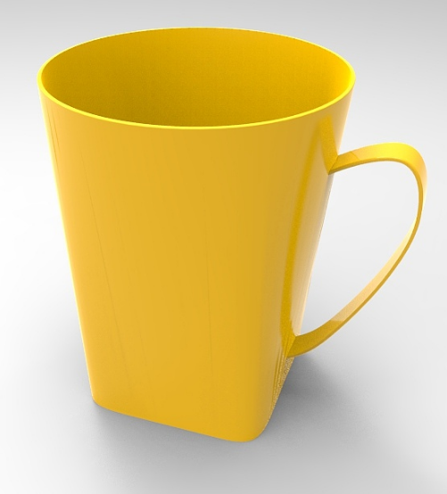 Plastic cups are good looking and useful. They are worth buying and customizing.