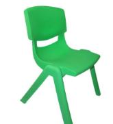 Plastic bench Customizable