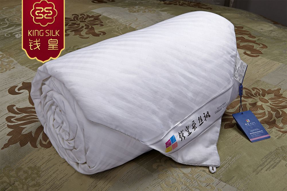new winter 100% cotton warm comforter pure silk blanket quilt mulberry silk comforters