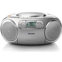 Multi-functional CD player with radio
