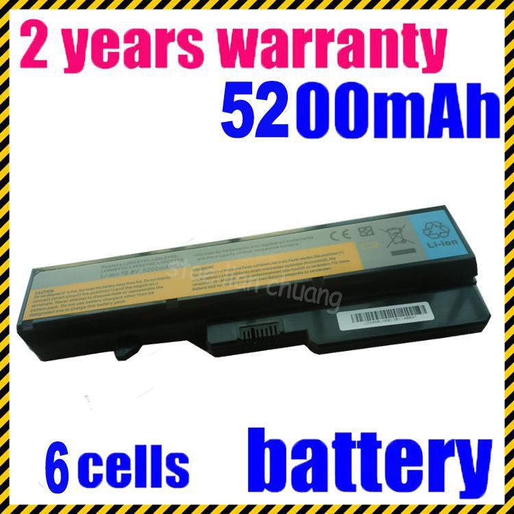 Laptop Battery For Lenovo L09C6Y02 L09M6Y02 L09S6Y02 L10C6Y02 L10P6Y22 L09N6Y02 121001091 121001094 121001096 57Y6454 57Y6455