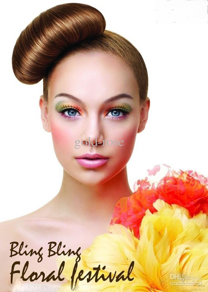 HOT NEW False Lash Look Mascara Black Waterproof (120pcs/lot)+gift