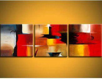 Modern Oil Painting On Canvas abstract painting Guaranteed 100% Free shipping YP659
