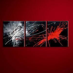 from artist 141521 Art handmade abstract oil painting on canvas modern 100% handmade original directly