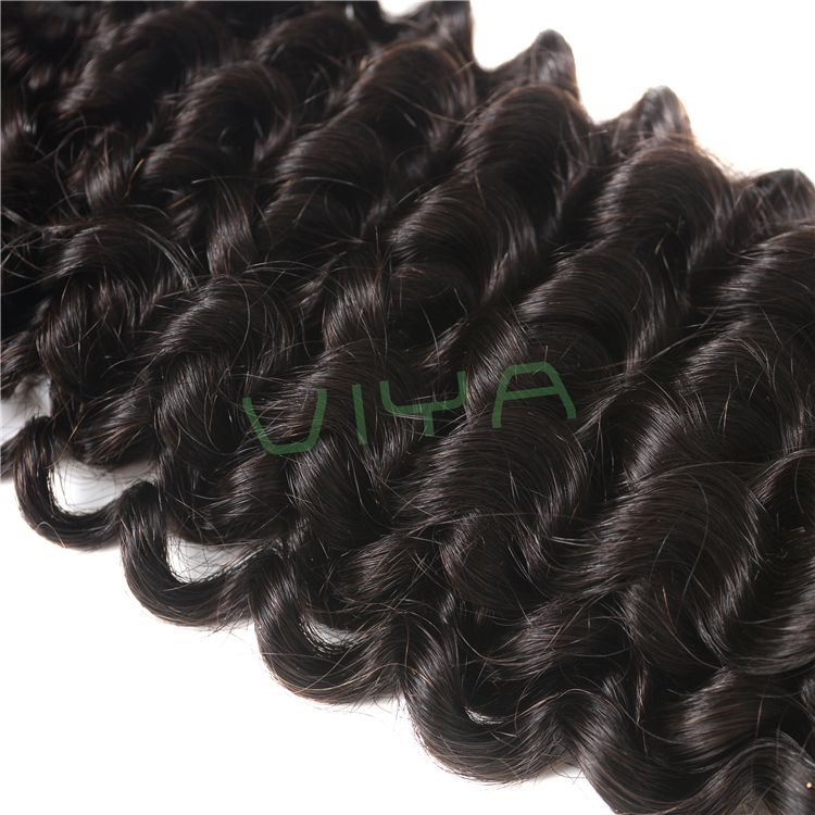 VIYA Brazilian Hair Bundles Spanish Curl Unprocessed Spanish Curl Human Hair Weave 3pcs Dyeable Hair Extensions WY831C