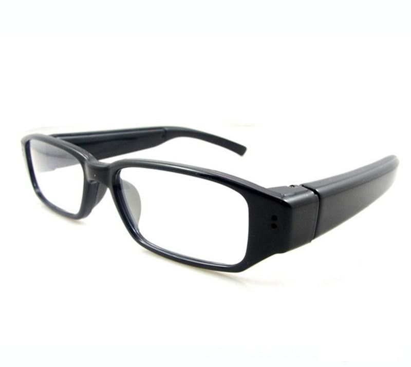 HD 720P Camcorder mini DVR Camera Eyewear Clear Glasses Video Recorder 1280*720 Hidden Spy Camera Digital Video Camcorder Free shipping
