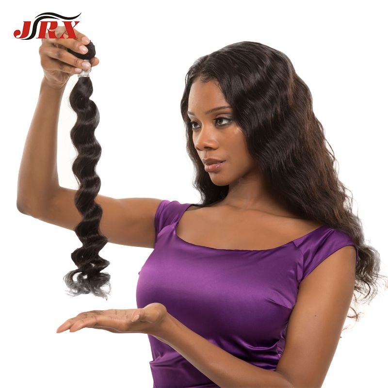 Jrx Wholesale Price Best Quality Tangle Free Peruvian Human Hair