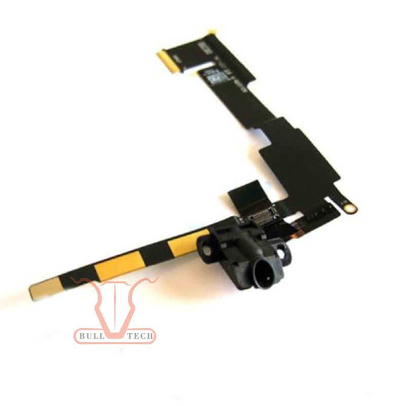 Headphone Audio Jack Ribbon Flex Cable for Apple iPad 2 Wifi Version Replacement Part