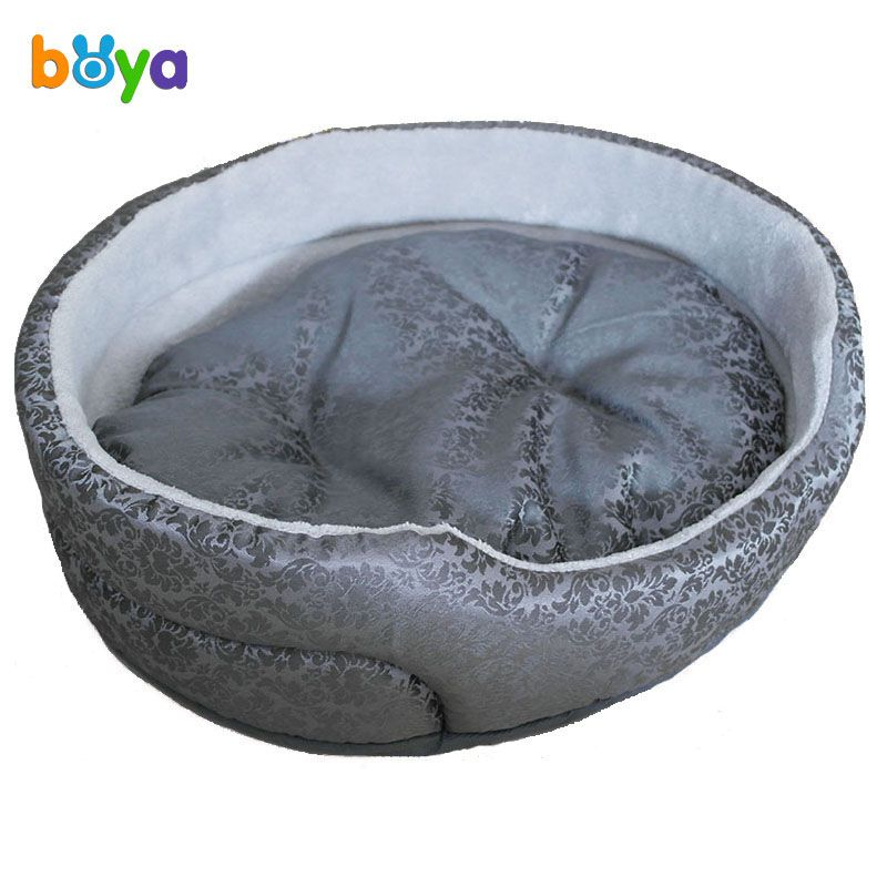 Boya PP Cotton Dog Bed Soft Dog House Pets Cats Dogs Home Warm Print Sofas Pet Nest Puppy Kennel