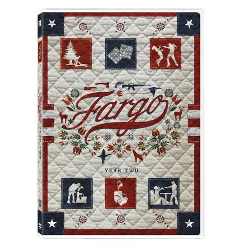Fargo Third Season2 Three 4 Disc Set US Version