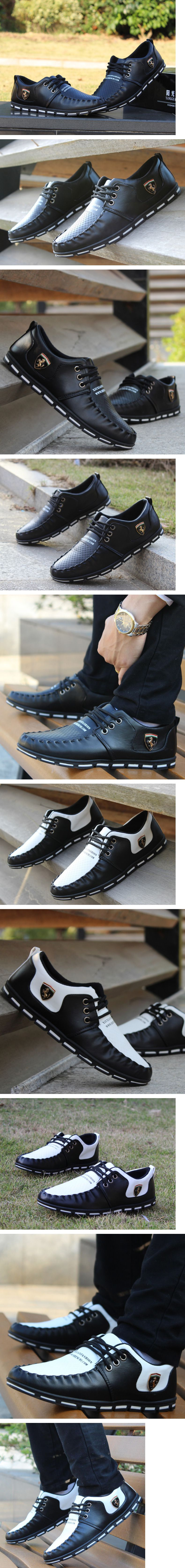 Wholesale Hot Slae FREE SHIPPING NEW MEN'S CASUAL SHOES LOAFERS LEATHER SHOES MEN DRIVING SHOES SIZE 38-45