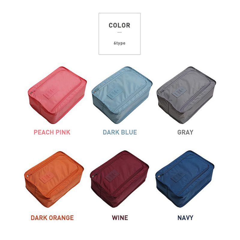 1PCS Waterproof Shoe Travel Pouch Portable Tote Organizer Storage Bag Environmental