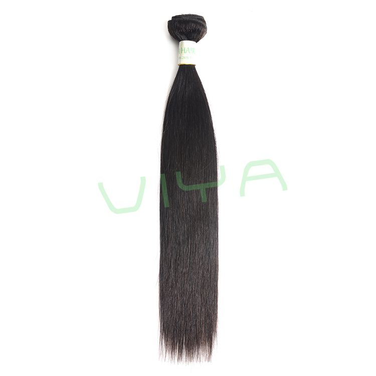 Wholesale 6A grade human hair bundles straight virgin human hair 1 piece WY920H