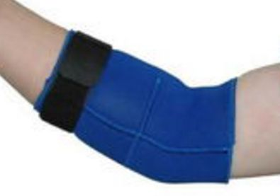 Elbow pads are customizable