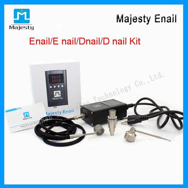 2015 Majesty E Nail Dabber Electric Dab Nail Temperature