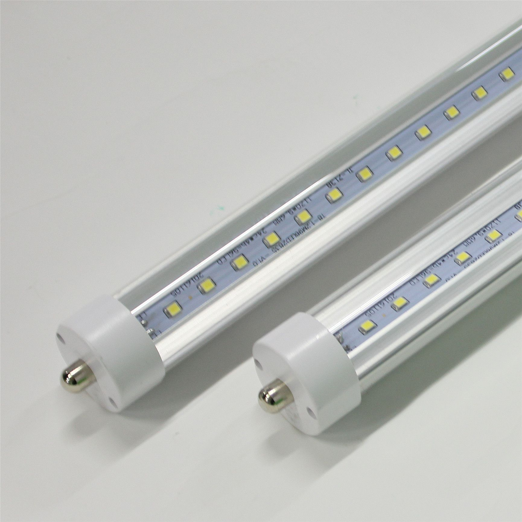T8 LED Tube Light FA8 R17D Rotate 8ft 6ft 5ft 4ft 3ft 2ft 36-10W ...
