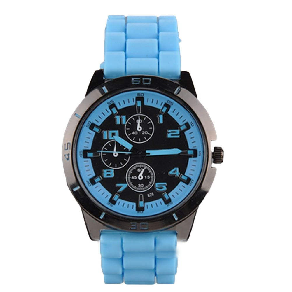 Casual Couple Silicone Watch Korean High-end Student Sports Watches SCWH
