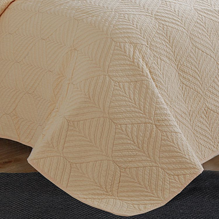 2018 SUPERIA 100%cotton embroider air-conditional quiliting trhree-piece of bed cover