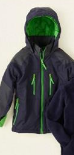 Boys' winter clothes are customizable