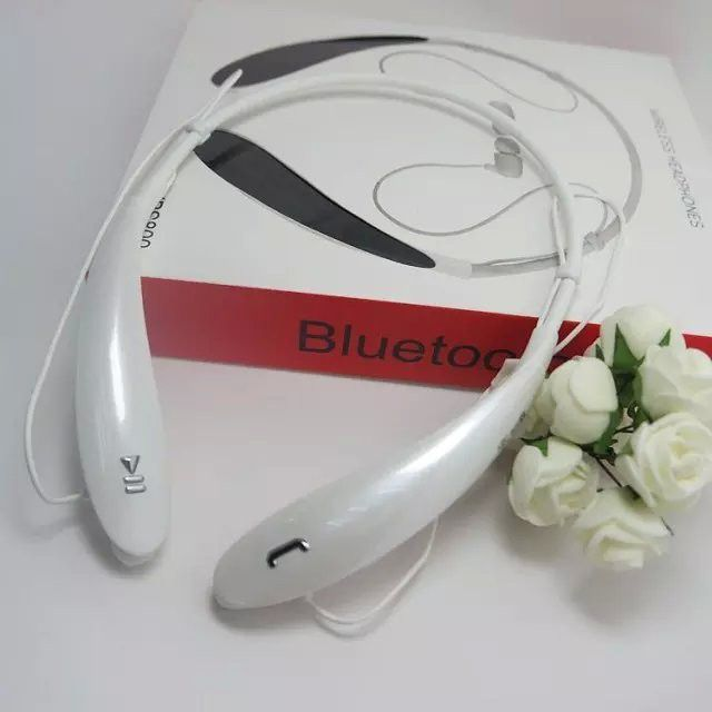 High Quality Bluetooth Headsets for LG iphone, HBS-800 HBS800 Stereo bluetooth neckband Headset