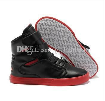 Men High Top Sneakers Justin Bieber Hip Hop Shoes Mens Casual Trainers Men's Sport Shoe Hip-Hop Shoes