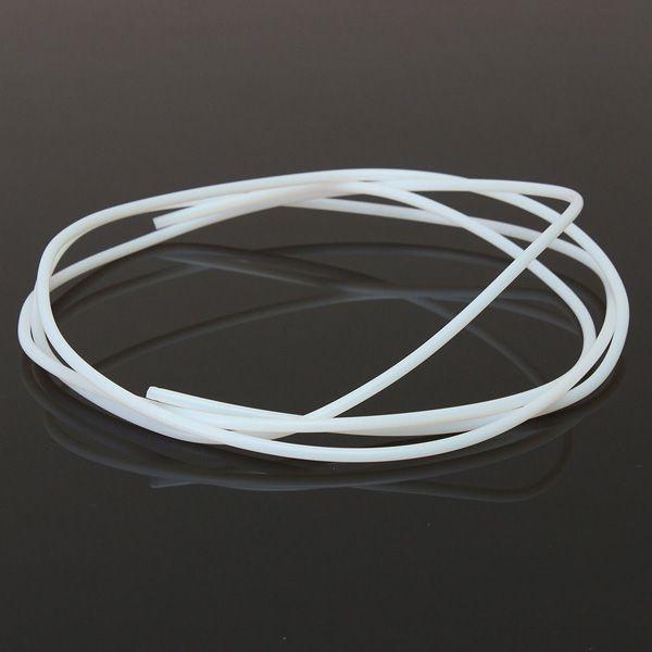 ID 2mm OD 4mm 2M PTFE Teflon Tube For 1.75mm Filament 3D Printer RepRap Rostock order<$18no track