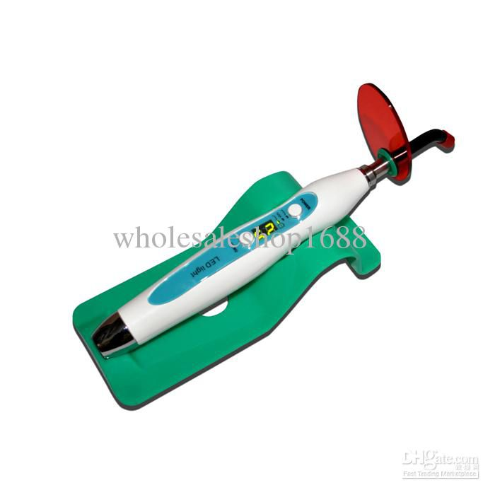 2012 New 1500mw Dental 5W Wired & Wireless Cordless LED Curing Light Lamp CE Proved