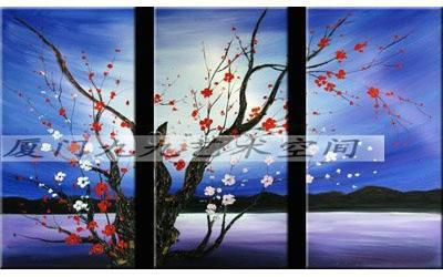 Free shipping MODERN ABSTRACT CANVAS ART OIL PAINTING Guaranteed decoration oil painting elegance Modern Wall Oil Painting z29