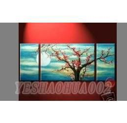 oil painting Small wholesale Modern abstract art canvas adornment A39