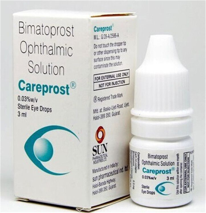 Bimatoprost Ophthalmic Solution Generic Latisse Sealed Authentic