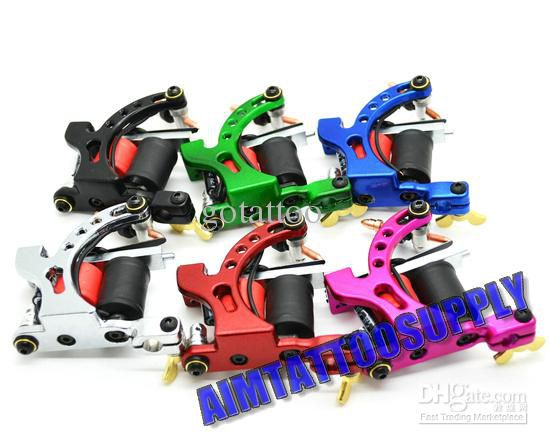 Professional tattoo machines FK irons Zen Heaven 10 coil 6 colors high quality free shipping
