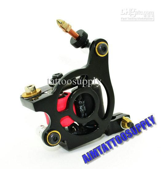 Proton-Black style style tattoo machine FK Irons high quality 2pcs free shipping