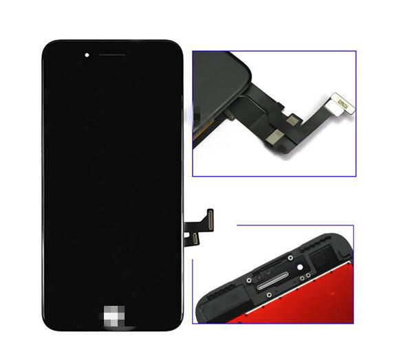 Mobile phone LCD for iphone 7 plus phone accessories
