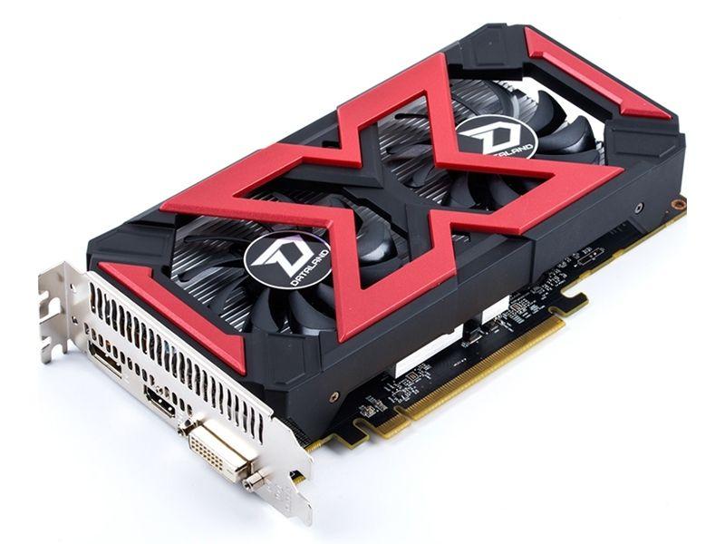 DATALAND RX560 4GD5 X-Serial Bitcoin BTC Low-power-consumption