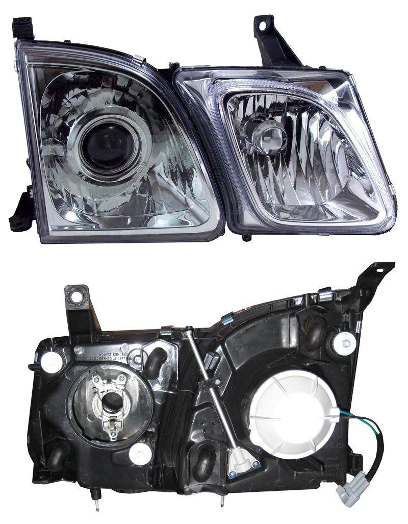 Left LED Car Headlight bulb fits LEXUS LX470 OEM:81110-6A080