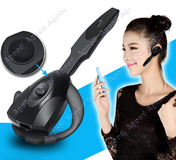 New arrival !!! Gaming Bluetooth Headset 3.0 Wireless Rechargeable Handsfree Long Standby Earphone For iPhone Sony PS3 Samsung SV002476#
