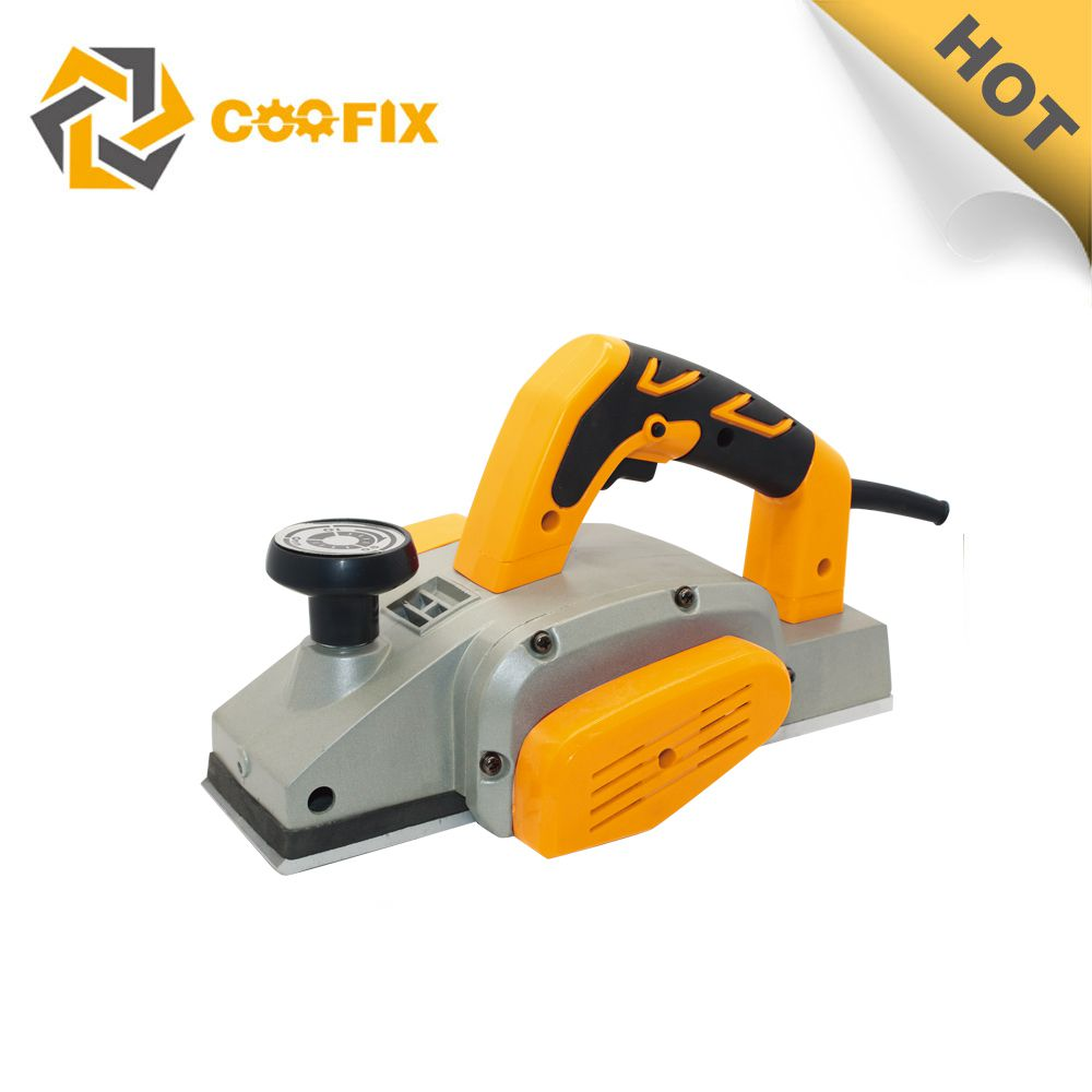 COOFIX hot sale high quality 650W Power tools hand wood planer machine electric planer