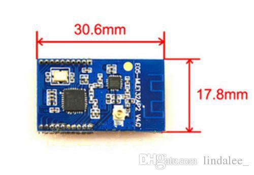 5pcs/lot Dual Antenna /nRF24LE1+PA+LNA/ Remote / Wireless Module /MCU+nRF24L01/ Active RFID