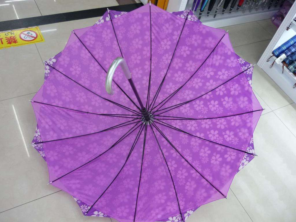 Straight umbrella Can be customized practical durable beautiful
