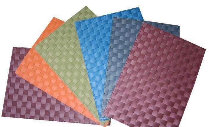 Plastic mat Customizable