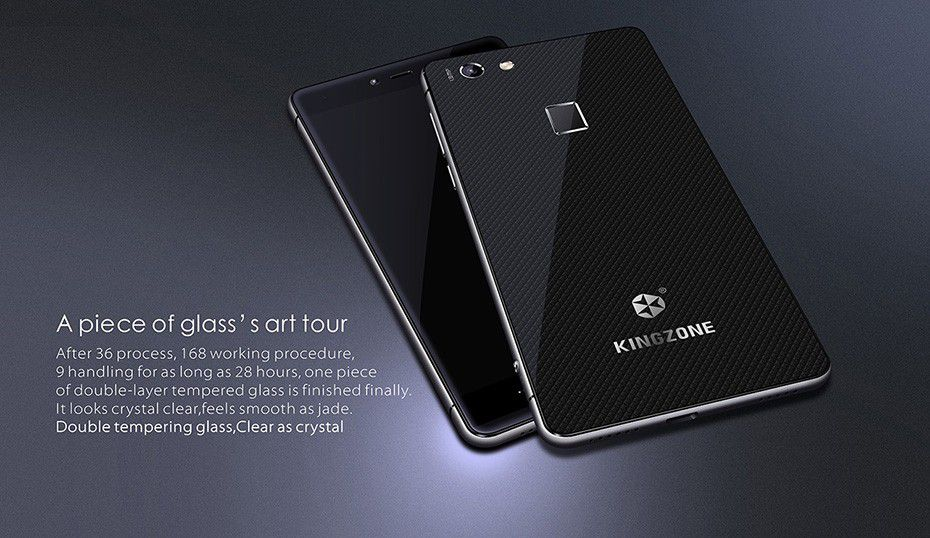 "Original 5.0"" Kingzone K2 4G LTE Android 5.1 MTK6753 Octa Core 1.3GHz 3GB RAM 16GB ROM Cell Phone 1920x1080 13.0MP Camera"