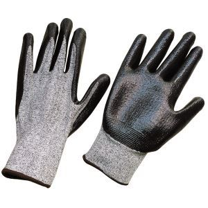 Terry Knit Cotton Gloves 09