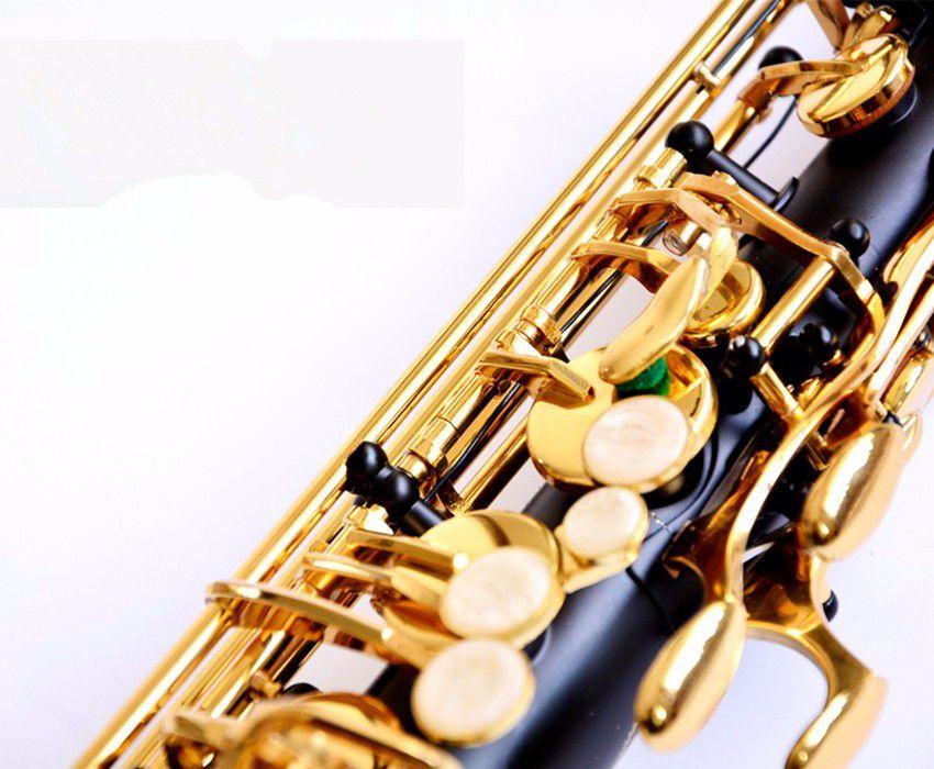 2017 France Lehmann SAS-872 E flat alto saxophone music instruments high quality black pearl free shipping