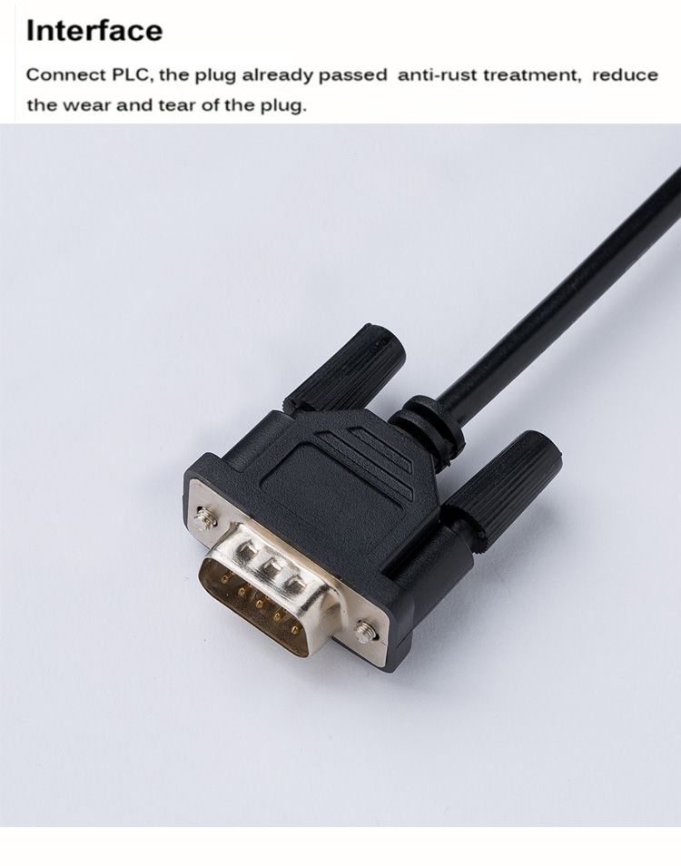 Amsamotion Upgraded Version Cable USB-PPI Suitable Siemens