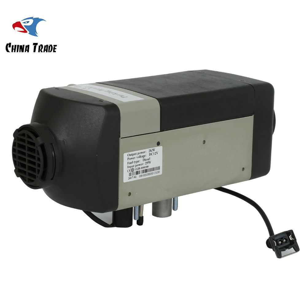 Digital control Belief 2kw 12v portable heater for car diesel air parking heater for car bus boat cabin ship RV camper