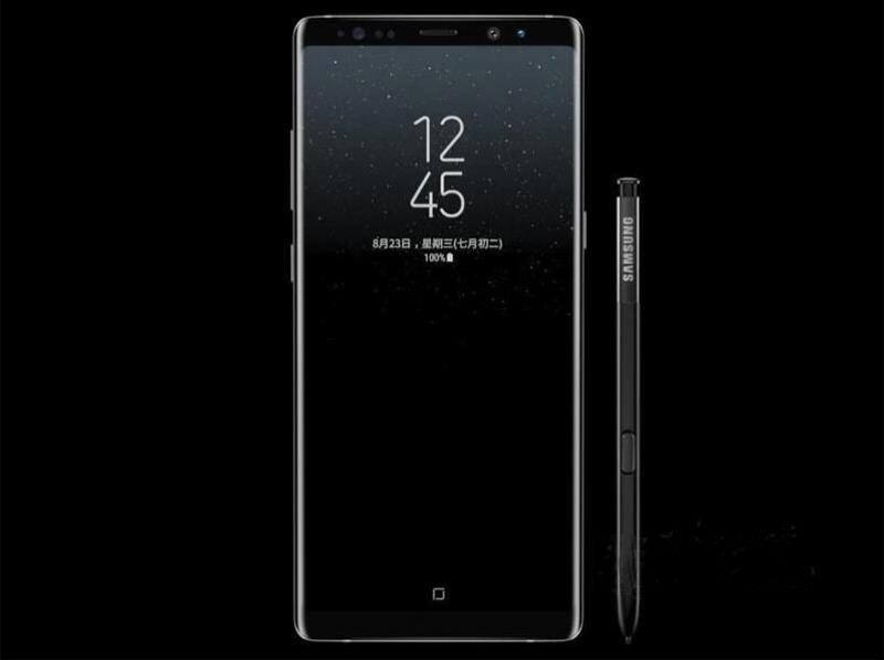 2017 HOT New Goophone Note8 N8 6.3 Inch Full Screen Fingerprint Quad Core MTK6580 Android 7.0 1280*720HD 8.0MP Smart Pho