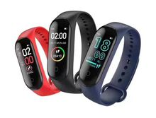 M4A Sport Waterproof Smart watch Blood Pressure Real Time Heart Rate Monitor Fitness Tracker PK Mi Band 4