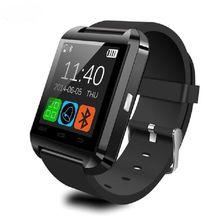 Smartwatch Bluetooth Smart Watch U8 for iPhone IOS Android Smart Phone Wear Clock Wearable Device Smartwach PK U8 GT08 DZ09